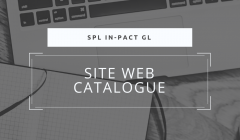 Site Internet catalogue de la SPL IN-PACT GL